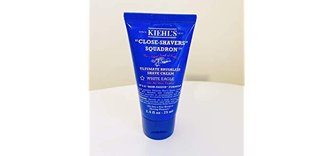 Kiehl's Close Shavers - Brushless Shave Cream Travel Size