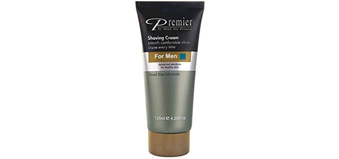 Premier Gentle - Ingrown Hair Resistant Shaving Cream