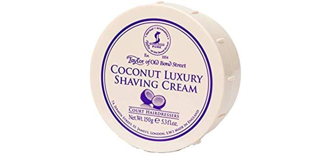 Taylor of Old Bond Street Cream Bowl - Moisturizes Dry Skin