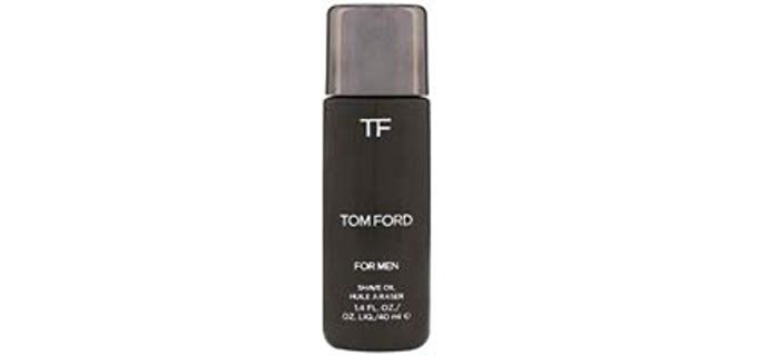 Tom Ford Shave Oil - Travel Friendly Shave Oil