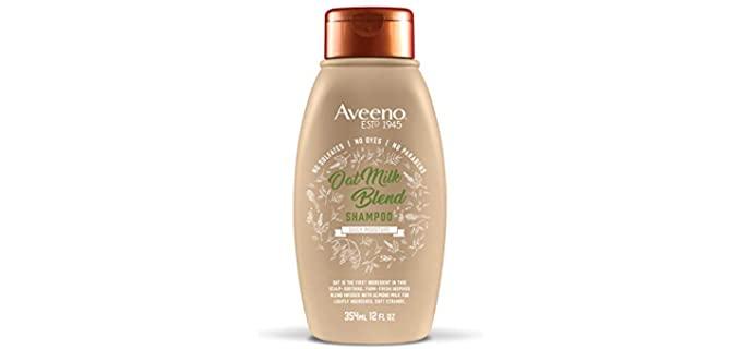 Aveeno Moisture Balancing - Soothing Bald Head Shampoo