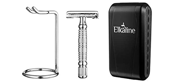 ELKALINE Pocket Size - Head Shaving Kits