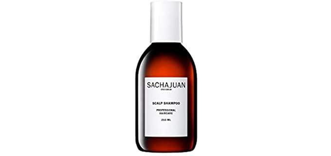 SACHAJUAN Anti Dandruff - Hydrating Scalp Shampoo for Bald Head