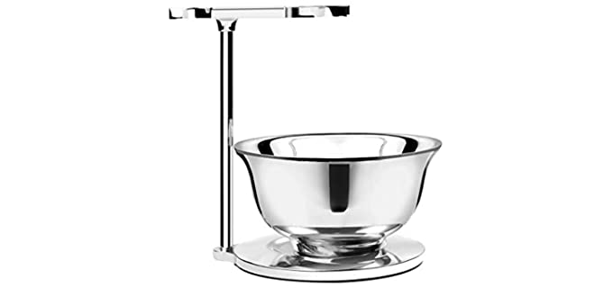 ACRIMAX  Deluxe - Chrome Shave Bowl