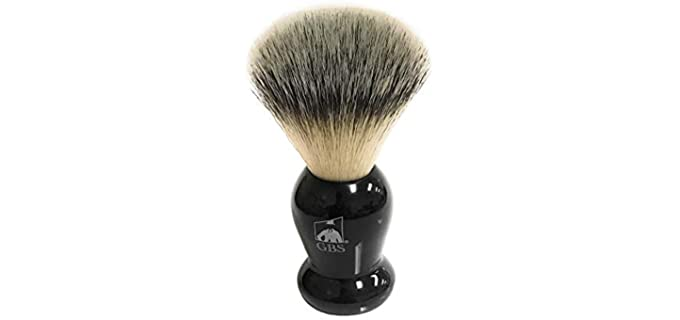 GBS Synthetic - Best Vegan Shaving Brush