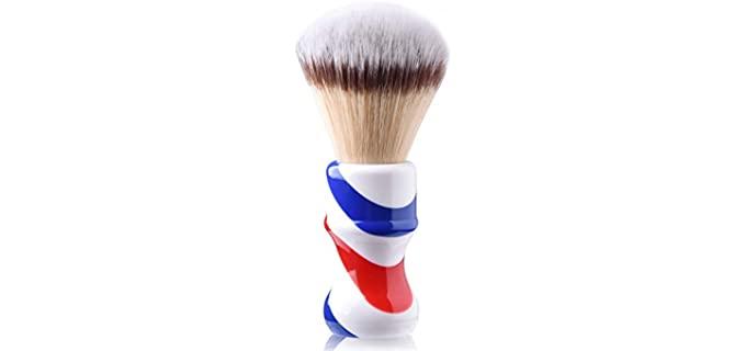 JEQUIL&CORENVEO Classical - Cruelty-Free Shaving Brush