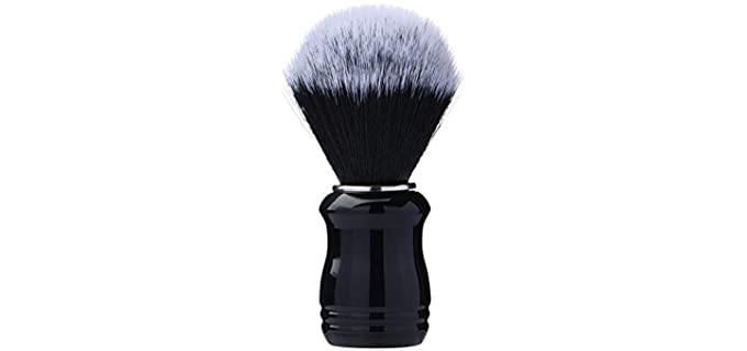 Je&Co Curved - Resin Shaving Brush