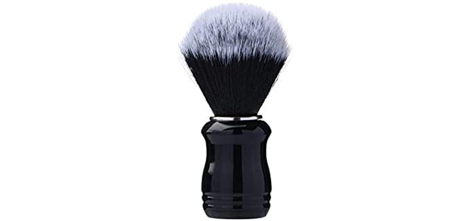 Je&Co Curved - Resin Shaving Brush