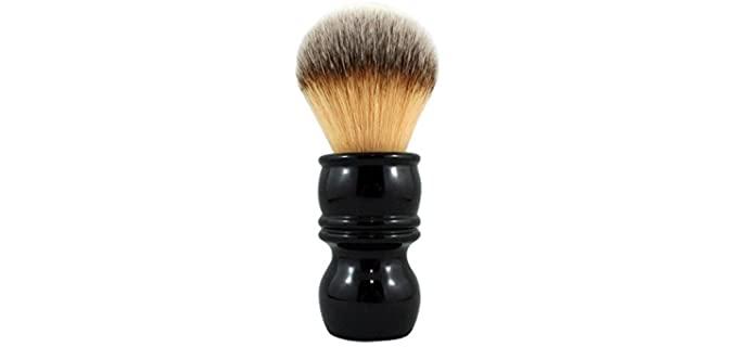 RazoRock Plissoft - Vegan Shaving Brush