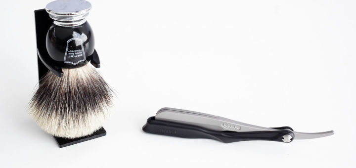 Long Handle Shaving Brush