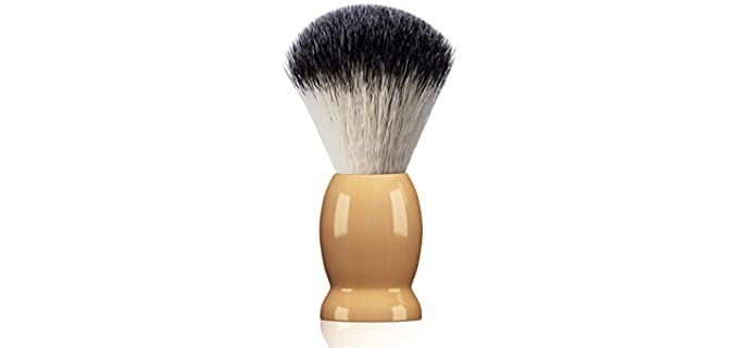 Bassion Hand Crafted - Hard Wood Shaving Brush