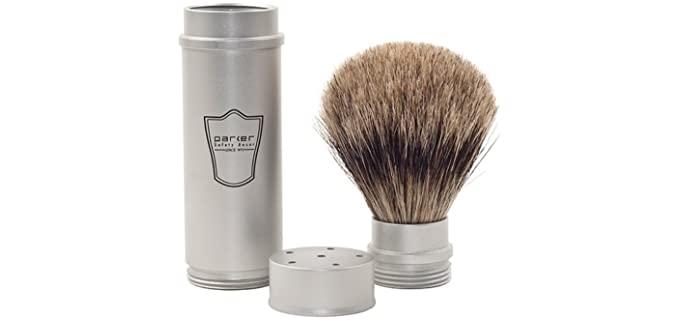 PSR Badger - Shaving Brush For Travel