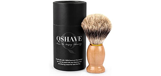 QSHAVE Handmade - Vintage Shaving Brush