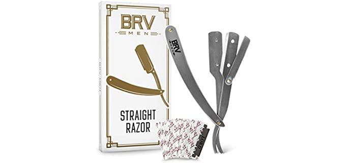 BRV MEN Platinum - Military Shaving Kit