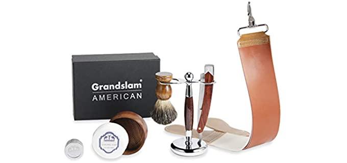 Grandslam Lux - Military Shaving Kit