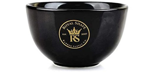 Ceramic Shaving Bowl