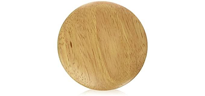 Kingsley Natural Wood - Shaving Bowl
