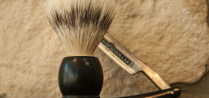 Wooden Shaving Kit