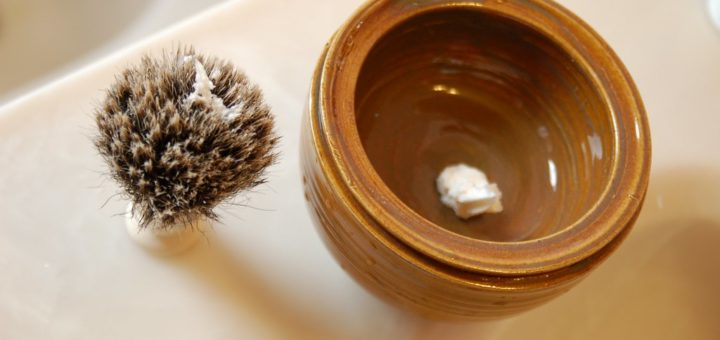 Vintage Shaving Bowl
