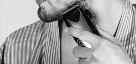 Waterproof Beard Trimmer