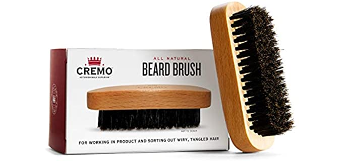 Cremo Boar - Bristle Beard Brush