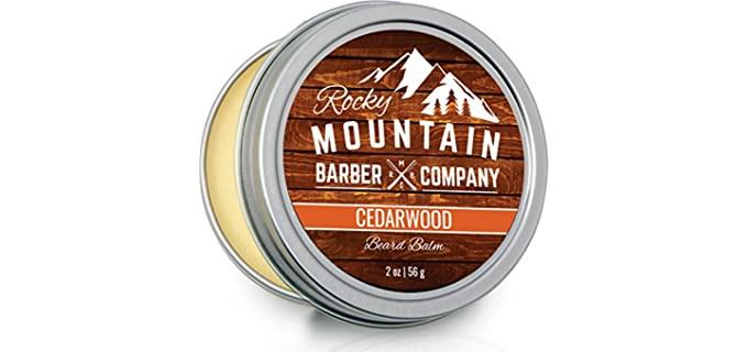 Rocky Mountain Barber Nutrient Rich  - Premium Best Beard Balm