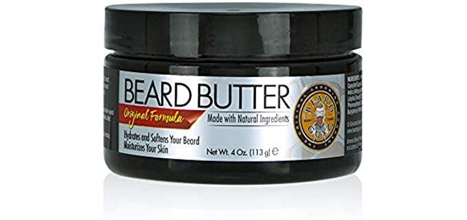 Beard Guyz Coconut - Non-Greasy Best Beard Moisturizer