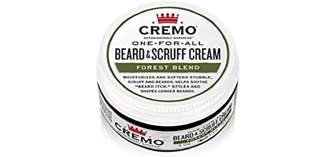 Cremo All Lengths - Styling Best Beard Moisturizer