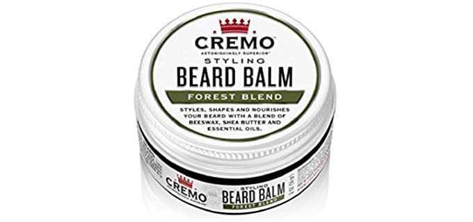 Cremo Forest Blend - Nourishing Best Beard Balm