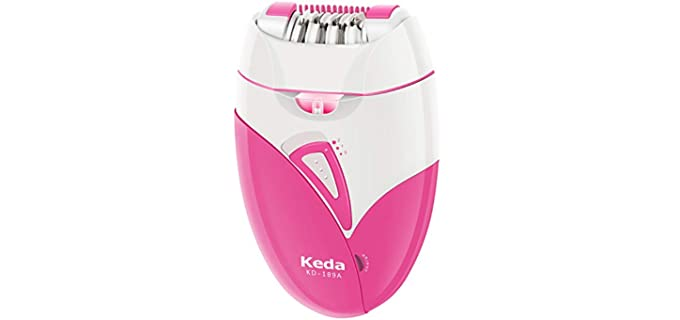 Keda Portable - Lightweight Epilator