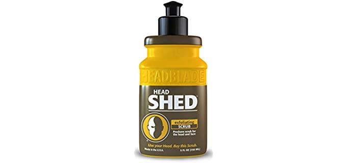 HeadBlade Walnut - Pre-Shave Head Scrub