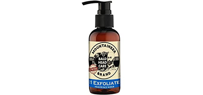 Mountaineer Natural - Deep Cleaning Exfoliator