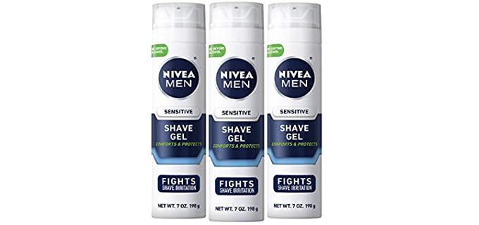 Nivea Chamomile - Alcohol Free Shave Gel