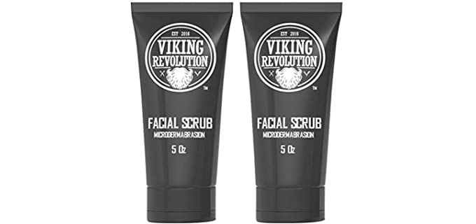 Viking Revolution Microdermabrasion - Squeaky Clean Scrub