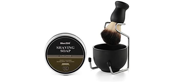 Aethland Brush Set - Vintage Shaving Brush