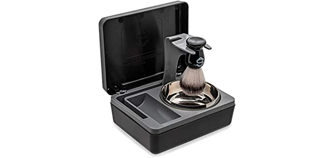 Caliber Shave Co Travel - Travel Shaving Kit