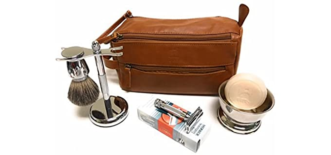 G.B.S Deluxe - Shave Set Vintage