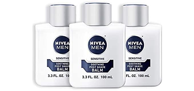 Nivea Golden Seaweed - Advanced Shaving Cream for Ingrown Hair