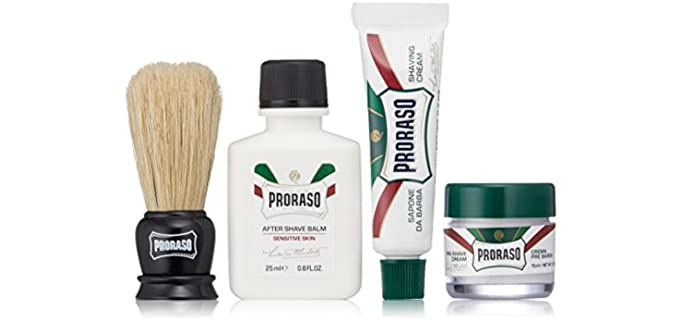 Proraso Shave - Travel Shaving Kit