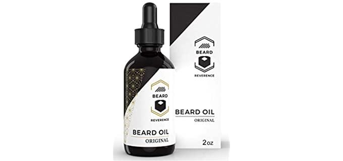 Beard Reverence All natural - Moisturizer for Your Beard