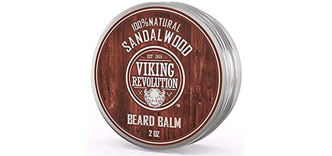 Viking Revolution Sandalwood - Beard Balm