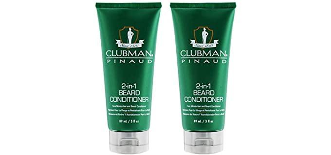 Clubman Pinaud - Moisturizer for Your Beard