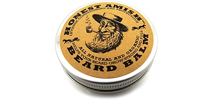 Honest Amish Leave In - Balm for Beards