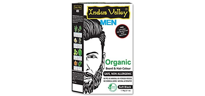 Indus Valley Organic - Beard Color