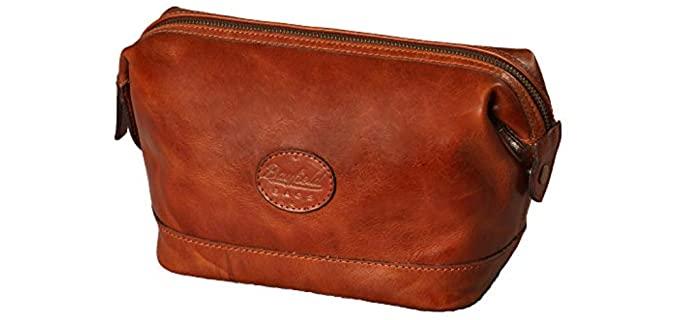 Bayfield Bags Dopp Kit - Leather Shaving Kit