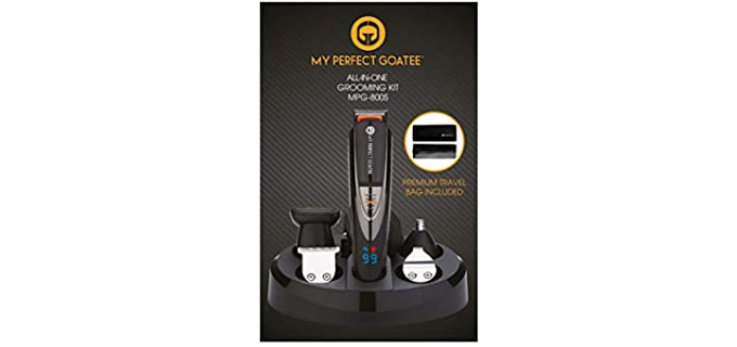 My Perfect Goatee Waterproof - Grooming Kit