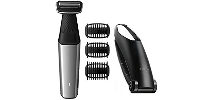 Philips Showerproof - Body Hair Trimmer