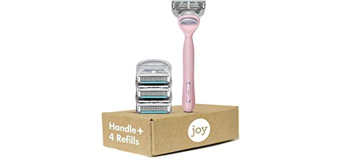 Joy 4 razor - Shaving Kit for Women