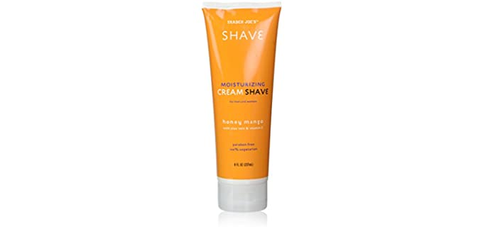 Trader Joe's Honey Mango - Moisturizing Shave Cream
