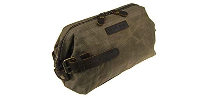 RoyalFair Shaving Bag - Military Kit